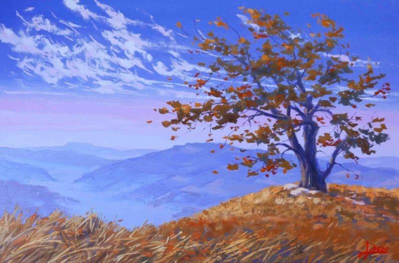 Catturare il vento, Libero Nada e l'imprendibile unicità dell'Alta Langa