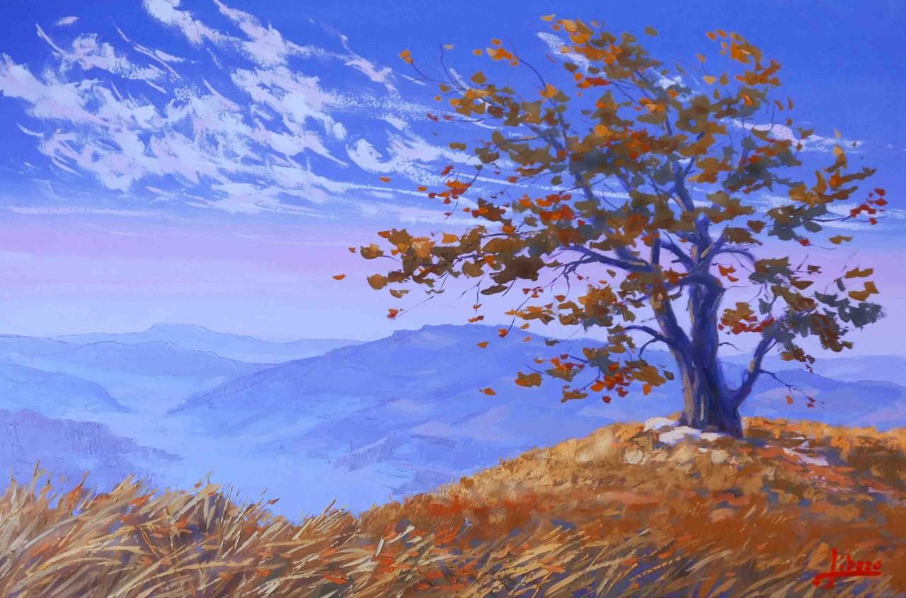 Libero Nada - Fremiti nel vento