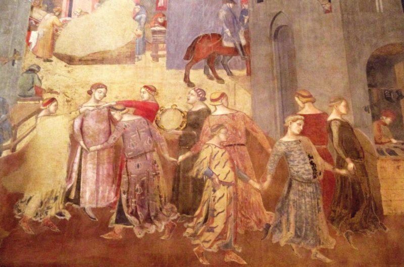 Liuti, arpe e danze carnascialesche: le radici rinascimentali dei balli delle Langhe