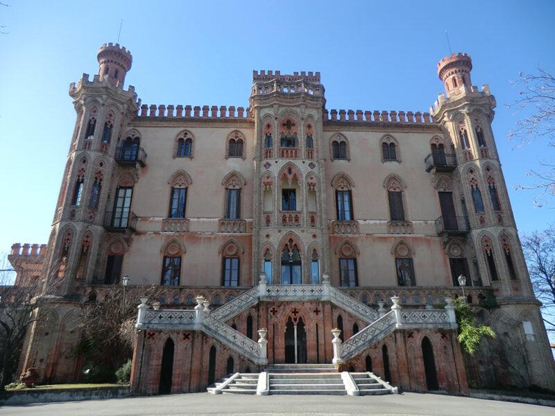 Sulle tracce di Giovanni Battista Schellino, il Gaudì delle Langhe